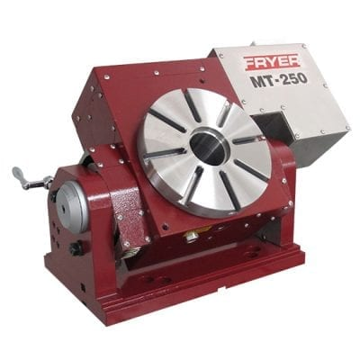 Fryer MT 250 Rotary Table