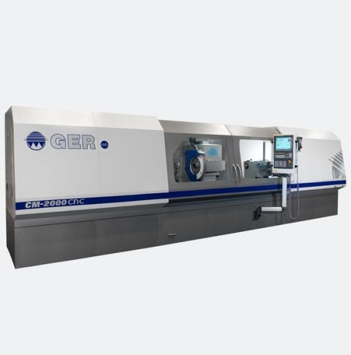 GER CU CNC Cylindrical & Universal Grinders