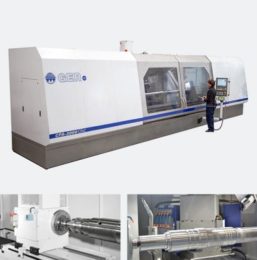 GER CPA CNC Cylindrical & Universal Grinders