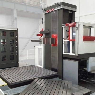 Hydrostatic Guiding CNC Boring Machine