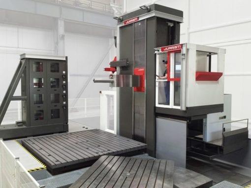 Hydrostatic Guiding CNC Boring Machine
