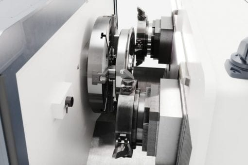 Railway Wheel Lathe