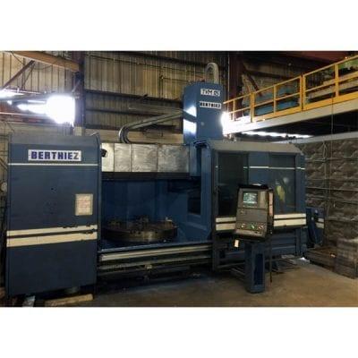 Berthiez TVM 125 CNC Vertical Boring Mill