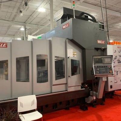 WELE RB 212 Gantry Machining Centers (incld. Bridge & Double Column) 1