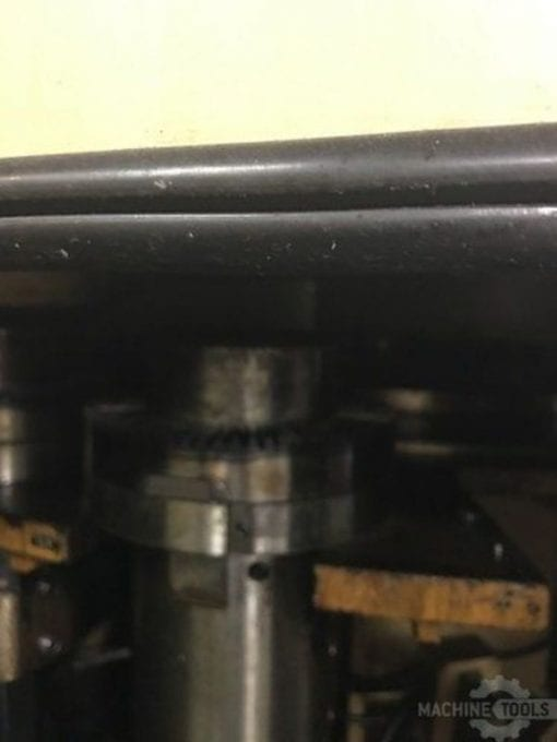 PIETRO CARNAGHI AC12 Vertical Boring Mill 6