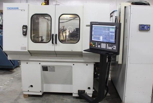 TSCHUDIN PL-24 CNC Cylindrical Grinders 1