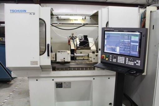 TSCHUDIN PL-24 CNC Cylindrical Grinders 2