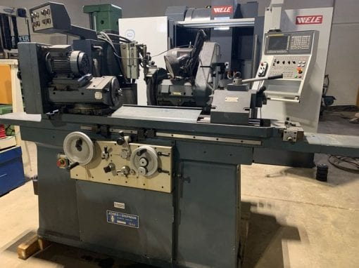 JONES & SHIPMAN 1300-EIU Cylindrical Grinders 1