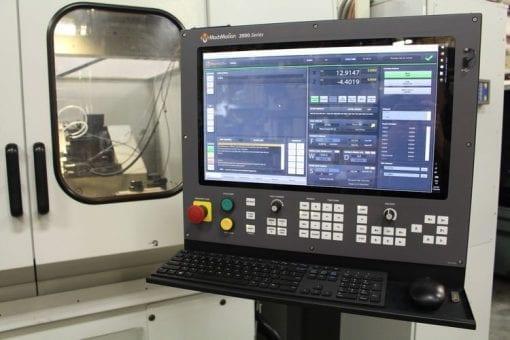 TSCHUDIN PL-24 CNC Cylindrical Grinders 4