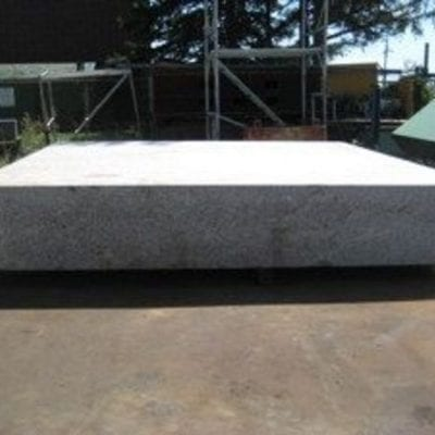 "150"" x 150"" x 24"" Granite Surface Plates 1"