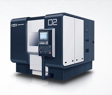 Hwacheon 5-Axis Machining Center (D2-5AX)
