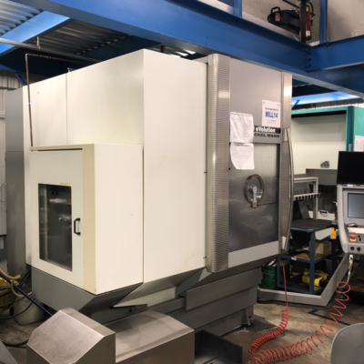 DECKEL MAHO DMU 50 EVOLUTION Vertical Machining Centers (5-Axis or More) 1