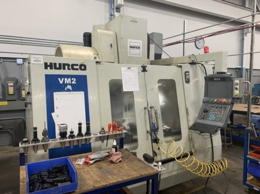 HURCO VM2 Vertical Machining Centers 1