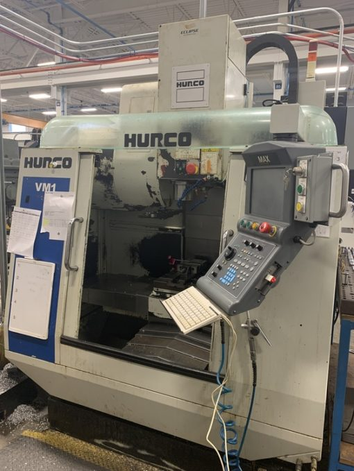 HURCO VM1 Vertical Machining Centers 1