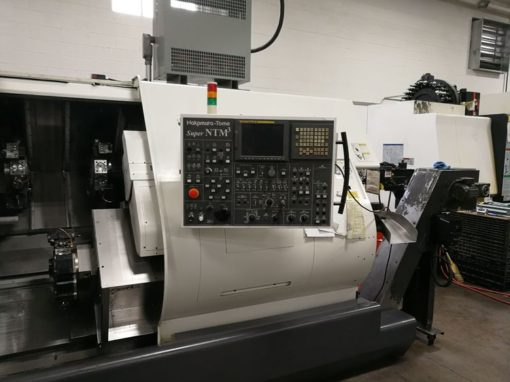 NAKAMURA-TOME SUPER NTM3Y CNC Lathes 3
