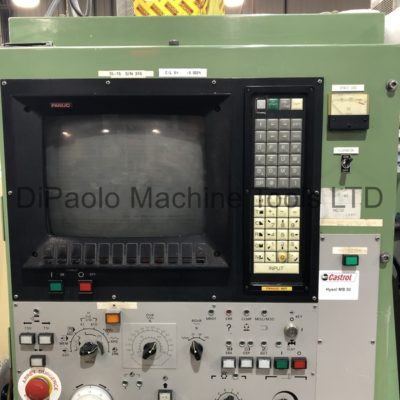 MORI SEIKI SL-15 CNC Lathes 1