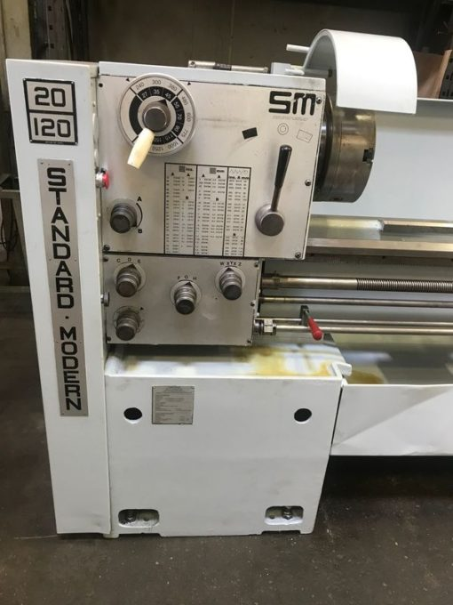 STANDARD MODERN 20120 Engine Lathes 2