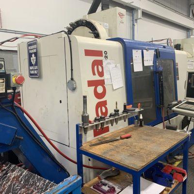FADAL VMC-4020HT Vertical Machining Centers 1