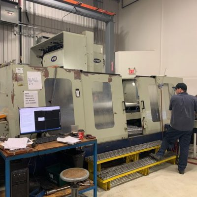 MIGHTY VIPER VMC-2100 Vertical Machining Centers 1